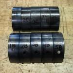 Labeled bearings