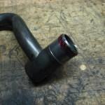 Apply Lock-tite sleeve lock on tubes