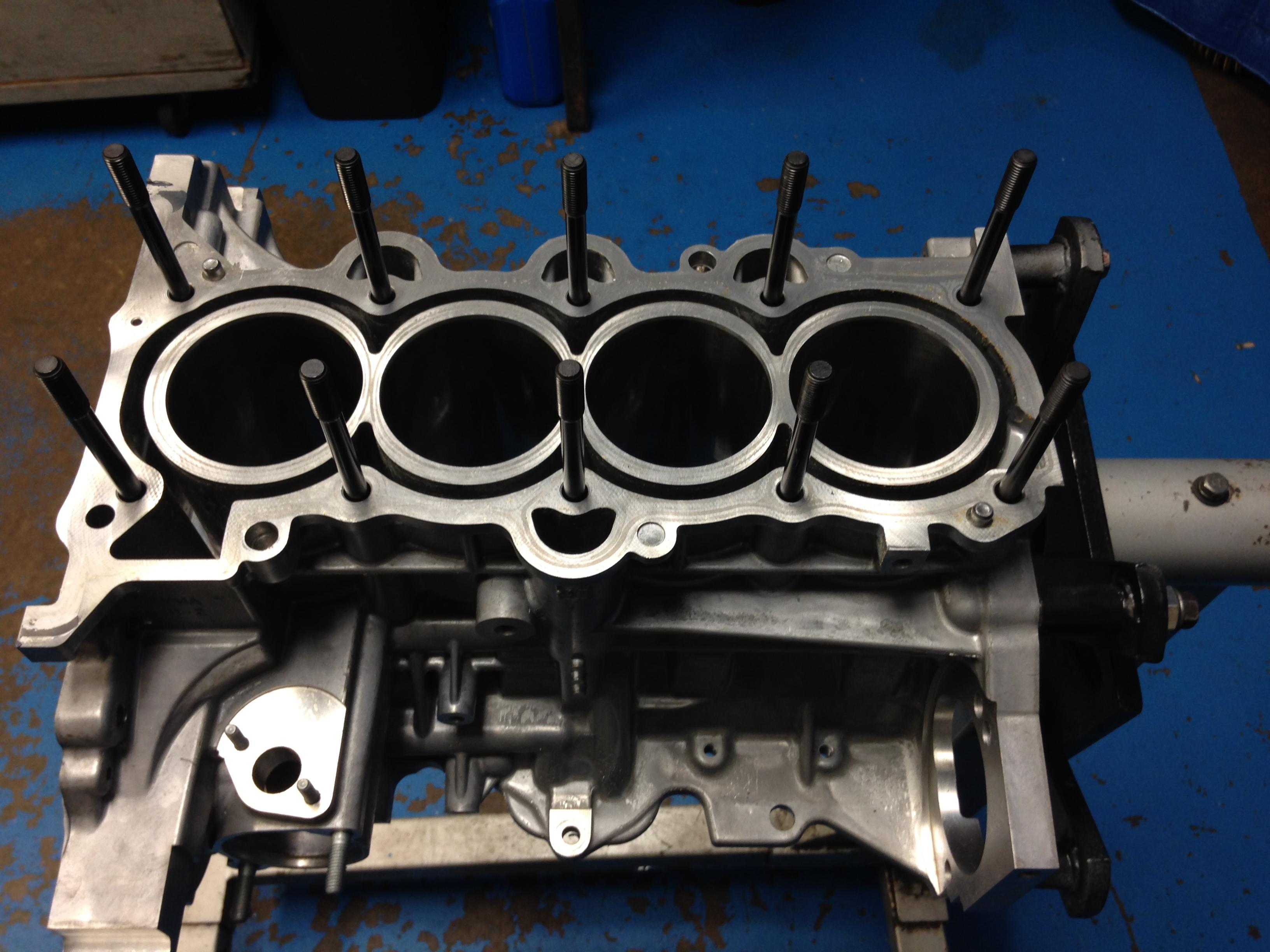 SEMA 2015 Hyundai Veloster Turbo Engine Build for Blood Type Racing