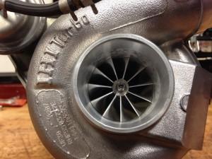 PRE billet compressor wheel